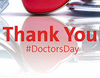 Social Media Campaign: National Doctor's Day