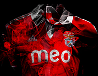 SL Benfica Smoke Illustrations