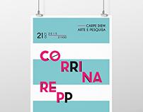 Corrina Repp concert // poster