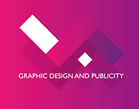 LA GRAPHIC DESIGN AND PUBLICITY (Identidade)