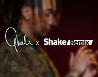 Ghali x ShakeRemix