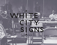 White City Signs Rebrand