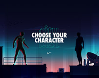Nike: City Fast Game