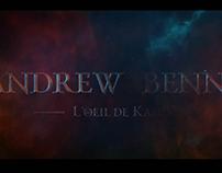 Reveal Logo Andrew Bennett