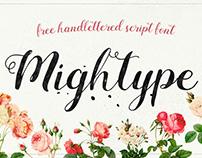 FREE Mightype Script