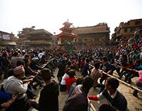 Biska Festival in Nepal