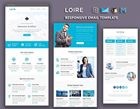 LOIRE - Responsive Email Template