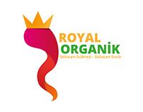 Royal Worm Logo Design