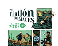 TRIATLON PALMACES 2019