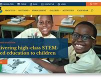 Brooke House School Web Design