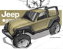 Jeep Sketches