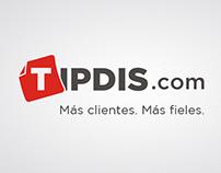 Tipdis.com - Branding