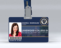 Student ID Card Design