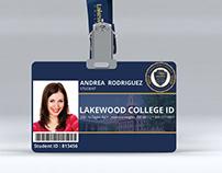 Student ID Card Design
