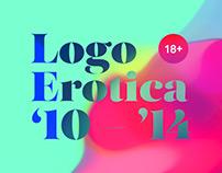 Logo Erotica '10 – '14