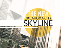 City Skyline Ad