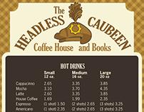 The Headless Caubeen Coffee House