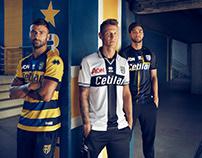 Erreà x Parma Calcio 1913 | shooting project
