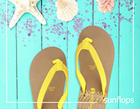 Sunflops Spring Sumer 2016 Collection