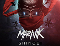 Marnik - Shinobi Cover Artwork