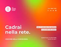 Università degli Studi di Urbino - campaign A.A.20/21