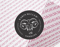 KARIN MILLER HAMBURG – Corporate Design