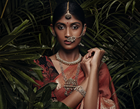 Campaign for MOTIVFS JEWELLERY