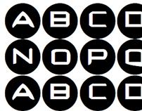"""2008-Font """"Diskoboll"""""""