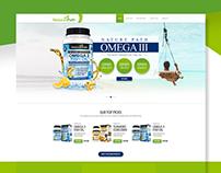 Nature Path Website Design