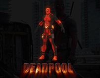 DEADPOOL presentation in after effects