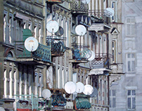 KAMIENICE / TENEMENT HOUSES - paintings