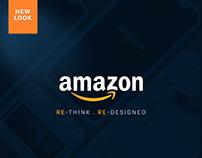 Amazon APP REDESIGNED
