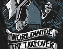 WORLDWIDE TAKEOVER