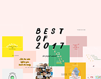 BEST OF 2017 FOR PROJECT CONSENT