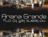 No tears left to cry (Lyric Video) - Ariana Grande