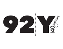92nd Street Y 140 years celebratory logo