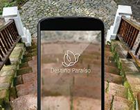 Branding Destino Paraíso