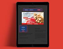 Shutterstock x Kraft Display Ads