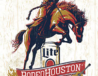 Houston Rodeo for Miller Lite