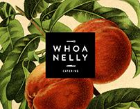 Whoa Nelly Catering Branding & Website