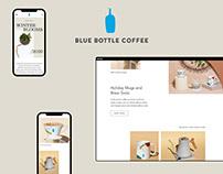 Blue Bottle Coffee: Winter Blooms