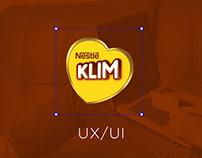 UX/UI Klim