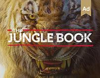 The Jungle Book : Social Campaign