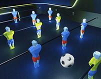 Foosball World Cup 18 - Website
