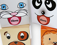 Tissue Boxes for Kids
