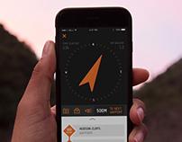 GeoAdventures App