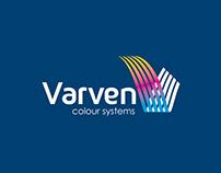 Varven Logo & Branding