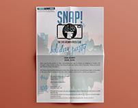 Print/Collateral Design: Atlanta Press Club