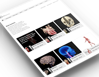 3D4Medical Apps, Product Design, 2013