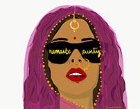 Namaste Auntyji